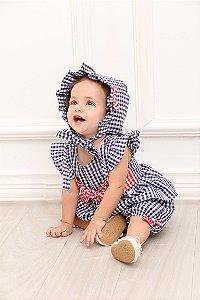 Conjunto Taci Vichy Baby