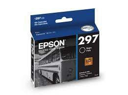 CARTUCHO EPSON 297 T297120BR PRETO (8ML)