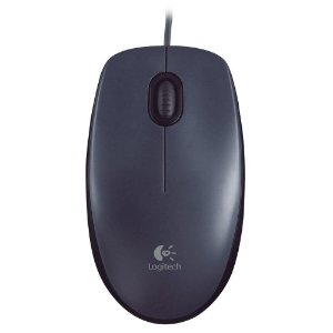 MOUSE USB PRETO LOGITECH M100