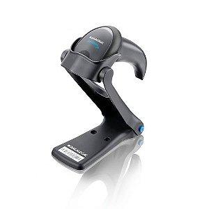 LEITOR LASER ELGIN QUICKSCAN USB + SUPORTE PRETO - 46QW2120LUCK