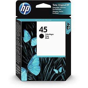 CARTUCHO HP 45 51645AL PRETO (42ML)