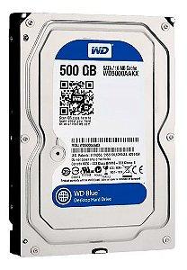 HD ITERNO 500GB SATA II 7200RPM WD - WD5000AAKX