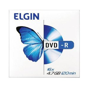 DVD-R ELGIN 4.7GB 120MIN 16X