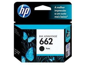 CARTUCHO HP 662 CZ103AB PRETO