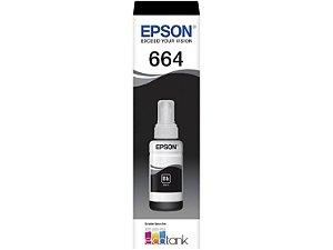 REFIL TINTA EPSON L200 PRETA T664120-AL