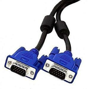 CABO VGA + VGA COM FILTRO 1.30M CB-VGA-1,3M