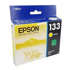 CARTUCHO EPSON 133 T133420 AMARELO
