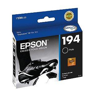 CARTUCHO EPSON 194 T194120 PRETO