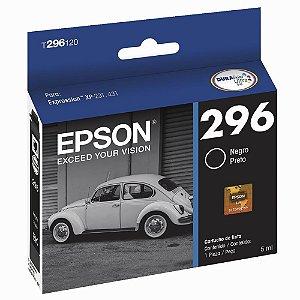 CARTUCHO EPSON 296 T296120BR PRETO (4ML)