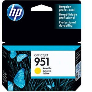 CARTUCHO HP 954XL L0S68AB AMARELO