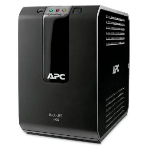 NOBREAK APC BACK-UPS 600VA 115/220V BZ600BI-BR