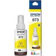 REFIL TINTA EPSON L800 AMARELO T673420