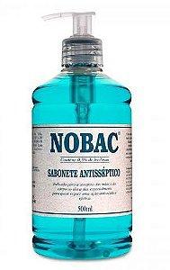 Sabonete Antisséptico P/ Másc Cpap C/ Dosador 500ml - Nobac