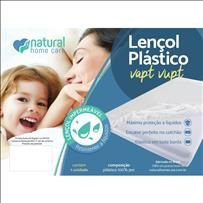 Lençol Plastico Vapt Vupt Solteiro 001-lc - Natural