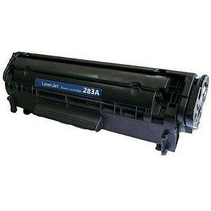 Toner Compatível HP CF283A l 83A l M127FN l M127FW l M127 l M125 l M201 l M225 1.5 k