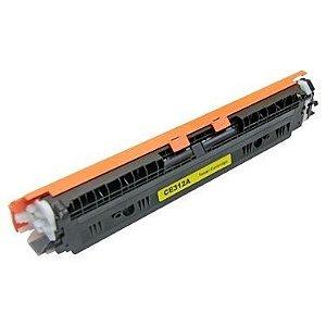Toner Compatível para HP CE312A l 126A yellow Compatível Novo