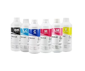 16 Litros Tinta INKTEC para EPSON L355 L365 L375 L380 L395 L3150