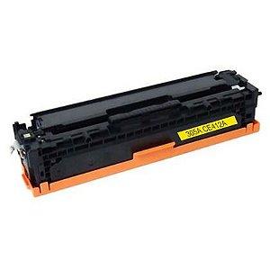 Toner Compatível HP CE412A YELLOW COMPATÍVEL l CC530A l CF380A UNIVERSAL