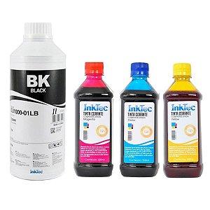 2,5 Litros Tinta INKTEC para EPSON L3110 | L3150 |L4110 | L4150