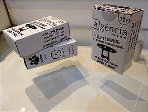 Agência - jogo de cartas - Deck principal