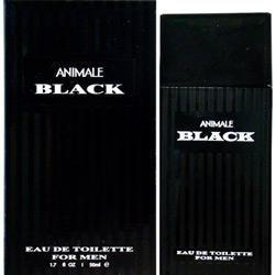 Perfume animale BLACK FOR MAN masculino 50ml