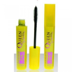 RÍMEL MASCARA PARA CÍLIOS VOLUME PRETO QUEEN 6ml