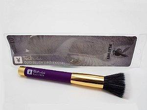 Pincel de maquiagem DUO FIBER HB86451 - PLAYBOY