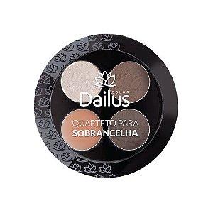 QUARTETO DE SOMBRANCELHAS - DAILLUS