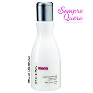 Complexo vegetal Serum concentrado completely 120ml - Koloss