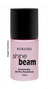 iluminador cremoso koloss shine beam - 10ml
