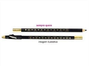 lápis de olho preto - play boy 1.4grs