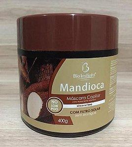 MASCARA PARA CABELO DE MANDIOCA - BIO INSTINTO - 400GRS