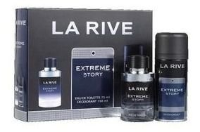 parfum extreme story - la rive