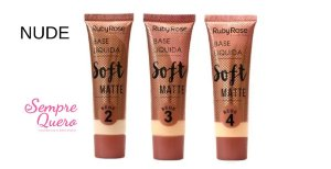 BASE SOFHT MATTE NUDE - RUBY ROSE