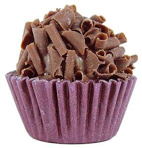 Brigadeiro Gourmet de Chocolate Ao Leite Belga - Receita Tradicional - Caixa Com 30 Unidades