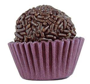 Kit Festa 200 Brigadeiros - Brigadeiro de Chocolate ao leite - Beijinho e Bicho de Pé - Tradicional - Receita da Vovó - 15 gramas