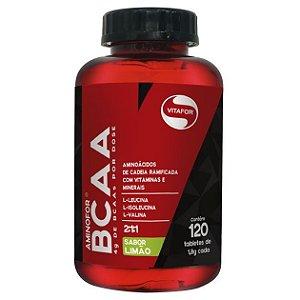 Aminofor Bcaa 2:1:1 Vitafor | Brazil Nutrition