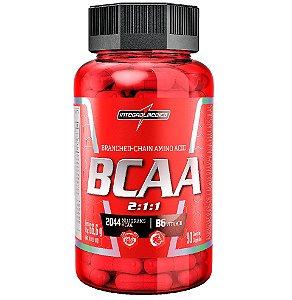 BCAA 2:1:1 Integralmédica 90 cápsulas - Brazil Nutrition