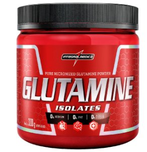 Glutamine Isolates Integralmédica 300g - Brazil Nutrition