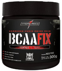 BCAA Powder 5:1:1 Integralmédica 300g - Brazil Nutrition