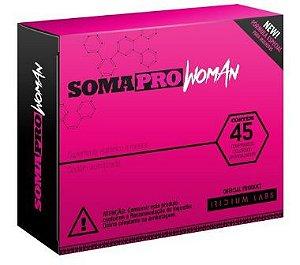 Soma Pro Woman Iridium 45 comprimidos - Brazil Nutrition