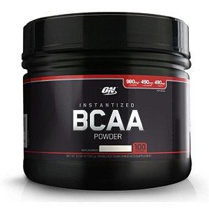 BCAA Powder Optimum Nutrition 300g - Brazil Nutrition