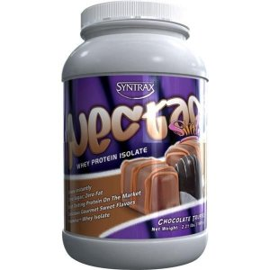 Nectar Whey Protein Isolate - Syntrax