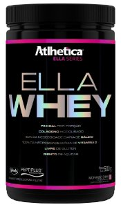 Ella Whey Atlhetica