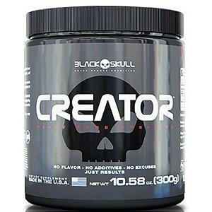 Creatina Creator Black Skull