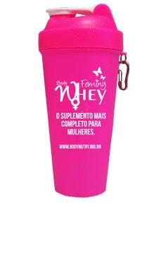 Shaker Feminy Whey Body Nutry