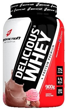 Delicious Whey Protein 900g Morango