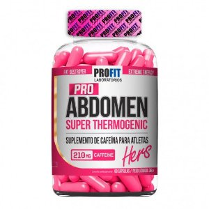 Pro Abdomen Super Thermogenic 60caps