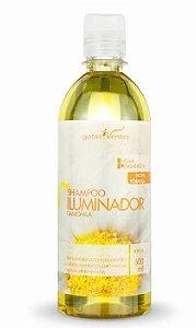 Shampoo Iluminador Camomila - Cabelos Claros