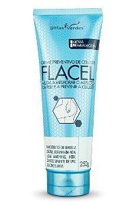 Kit Massagista Flacel Creme Preventivo de Celulite com 3 unidades